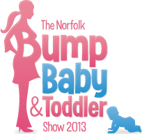 baby bump and toddler show 2013 Norwich UEA