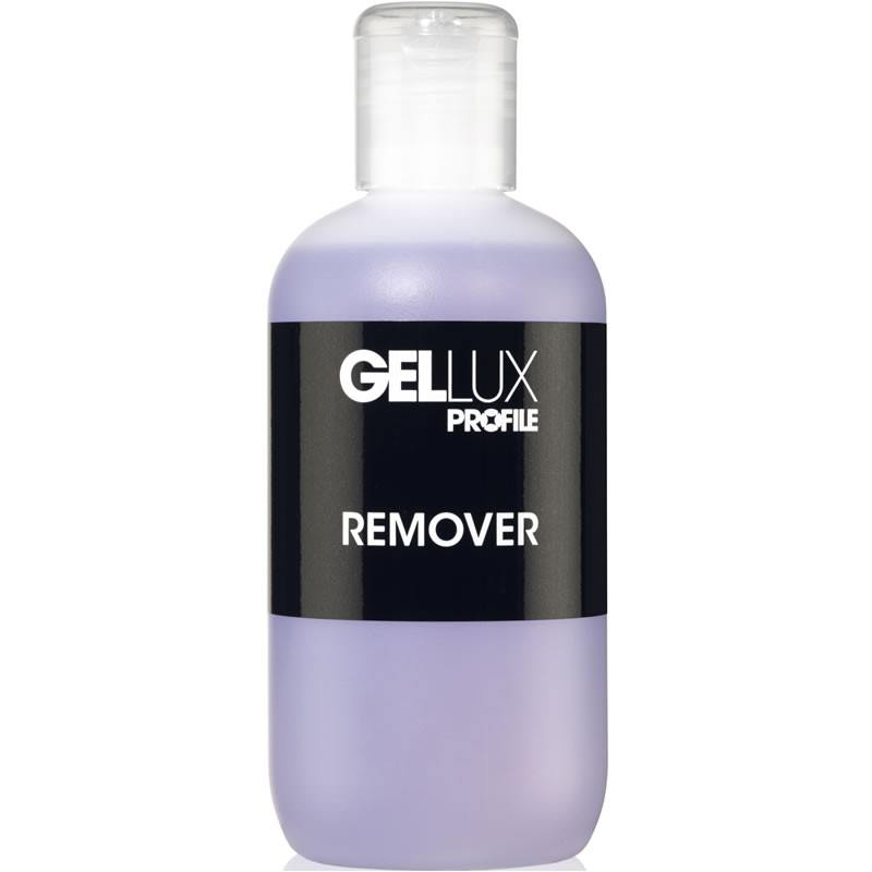 how to remove gels at home