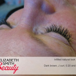 52150970aff Picking the correct curl for dead straight natural eyelashes - My ...