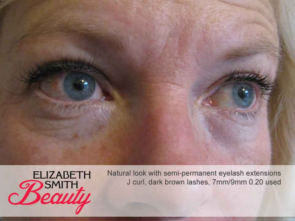 natural look eyelash extension norfolk