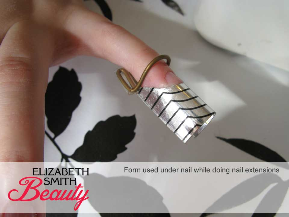 form nail extensions