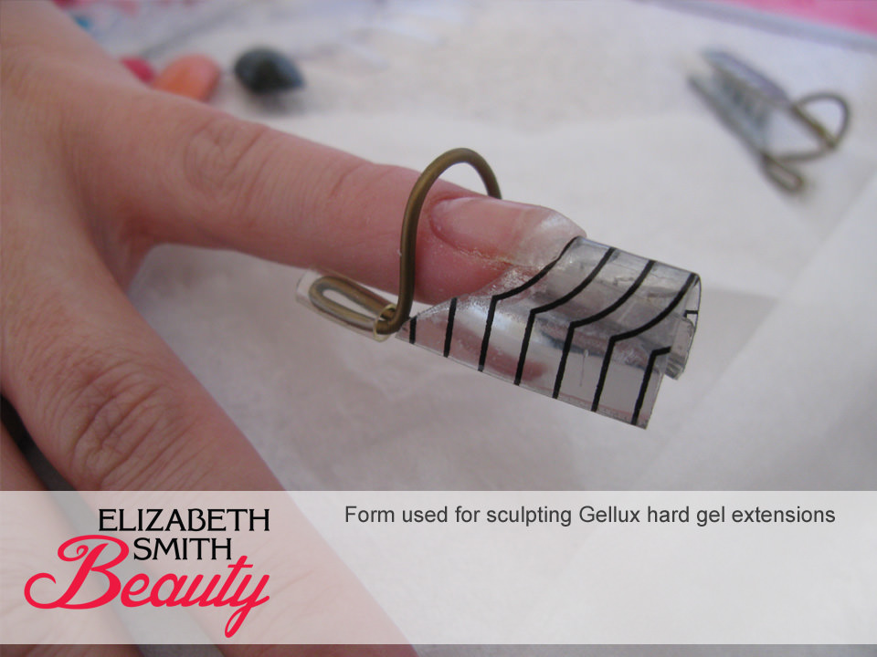 Gellux Hard Gel Nail Extensions My Beauty Salon Website