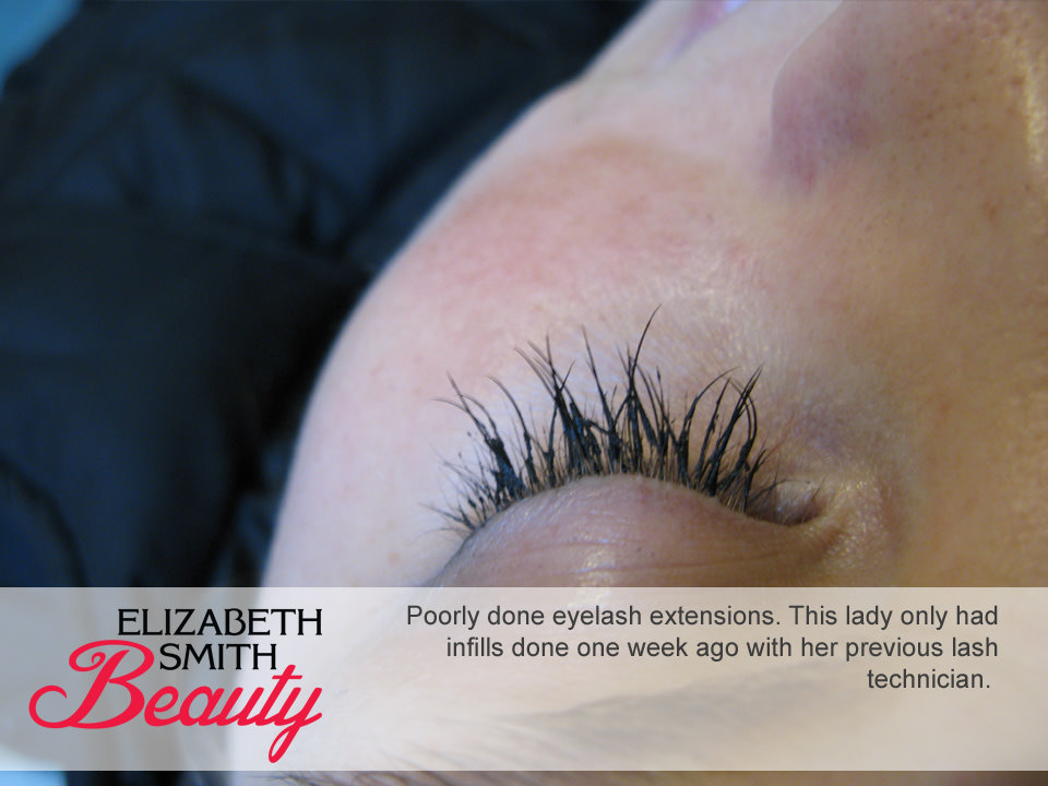 Eyelash Extensions Fall Out Quickly My Beauty Salon Website