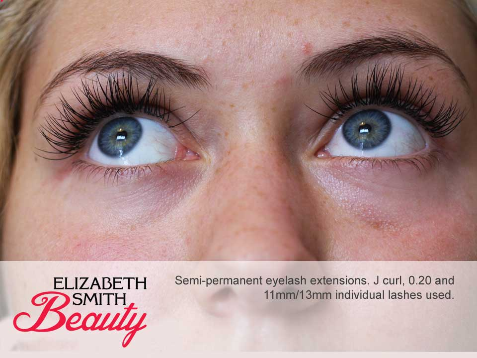 after eyelash extensions norwich
