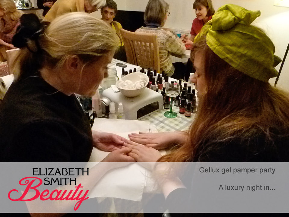 pamper party Norwich