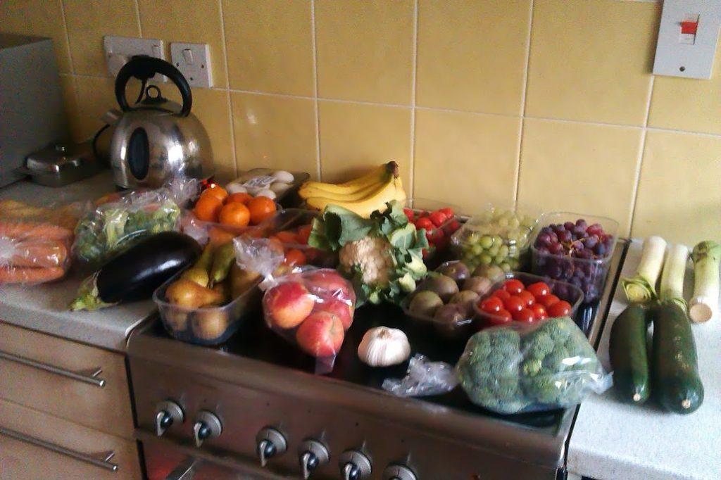 fruit and veg norwich
