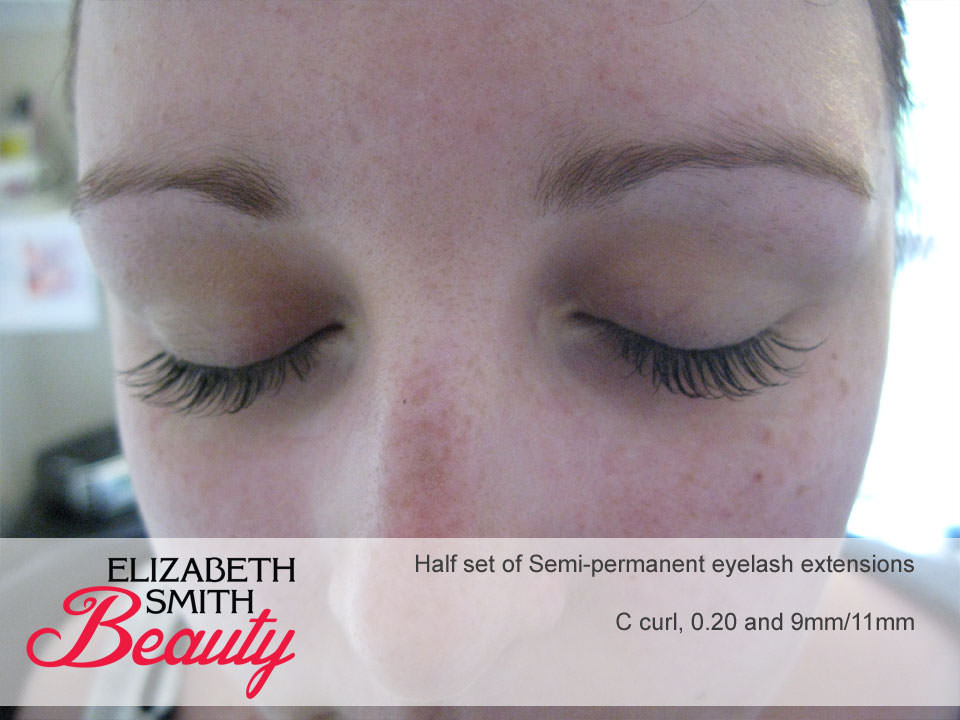 half set eyelash extensions norwich