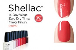 shellac nails Norwich