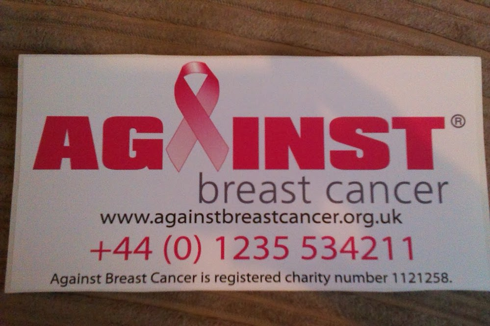 against breast cancer Norwich