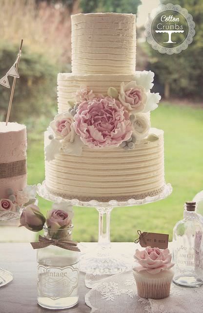 Who makes the best wedding cake in Norwich?