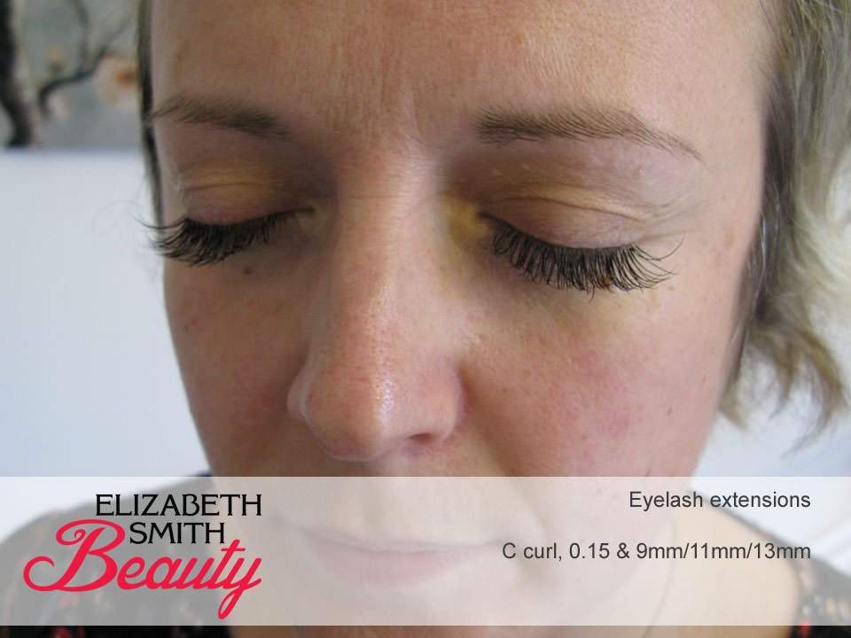 0.15 thickness eyelash extensions