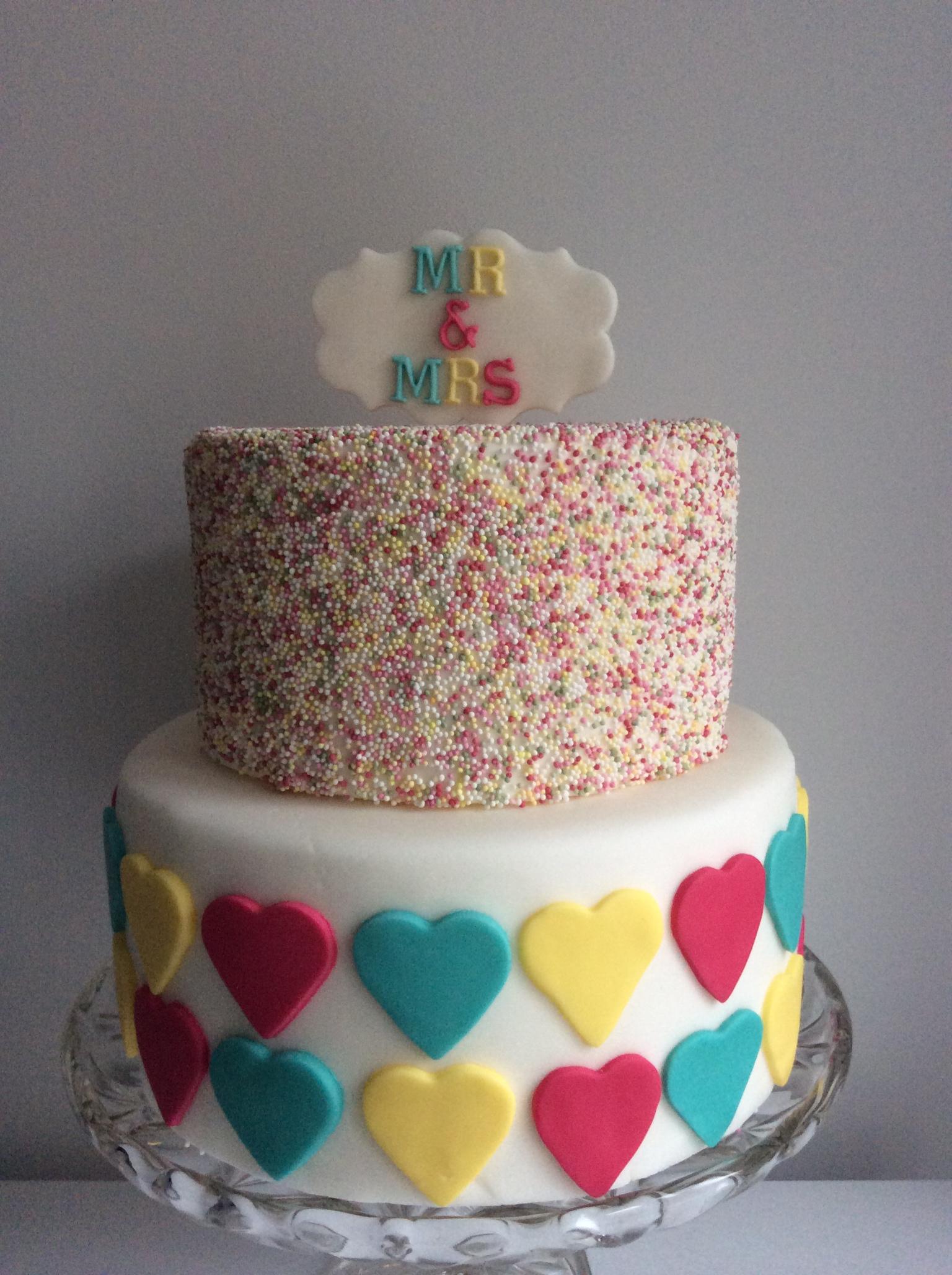 wedding cake Norwich