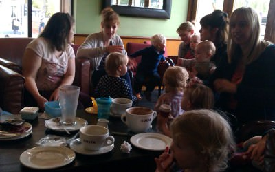 Coffee meet up for self-employed Mums in Norwich