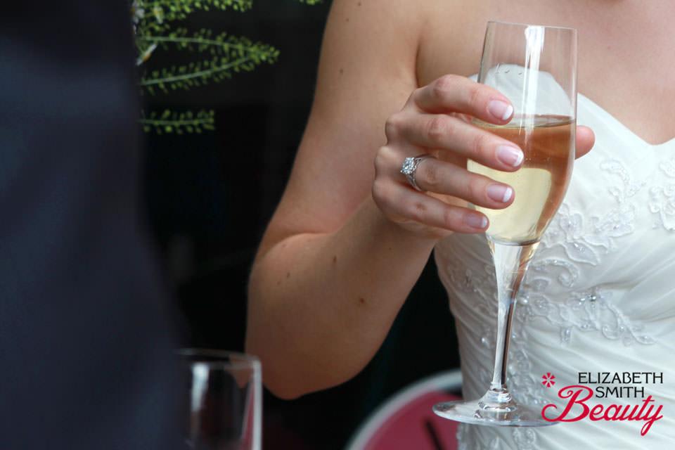 gel polish for wedding