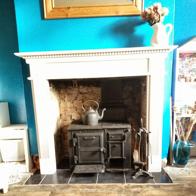 Victorian house renovation – living rooms and starting hallway