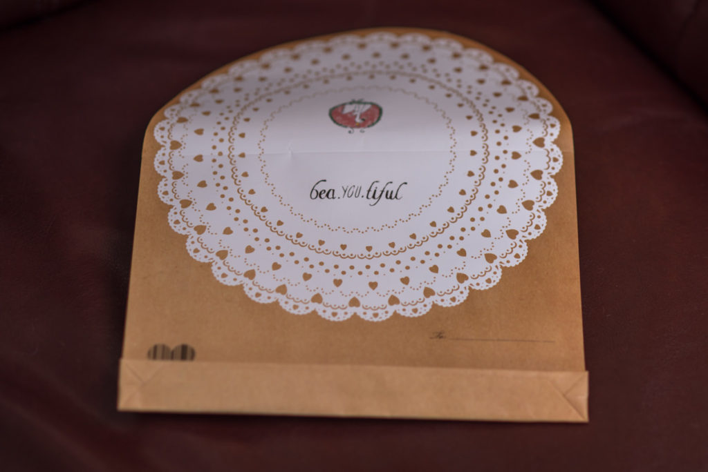 Lisa Angel Packaging