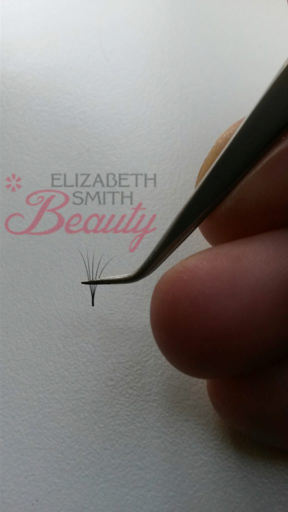 volume tweezers for eyelash extensions