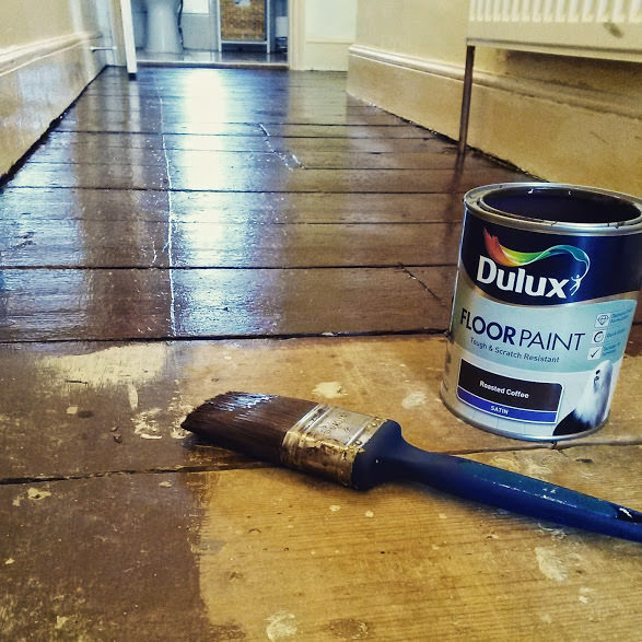 Post 3 on Victorian house renovation – Hallway and bedrooms