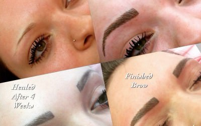 What is Semi-permanent make-up and what to expect at your appointments by Kendall Jarrett