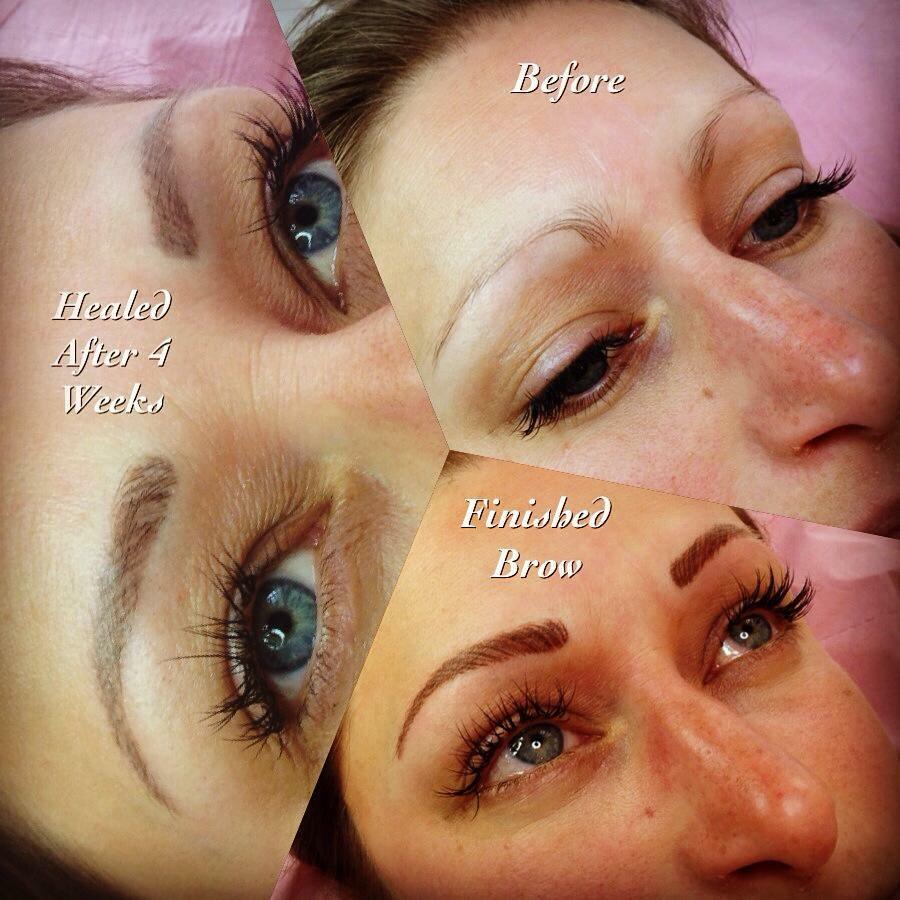 semi-permanent brows Norwich