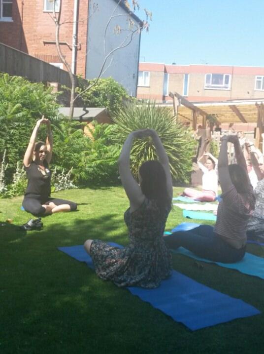 yoga in Norwich