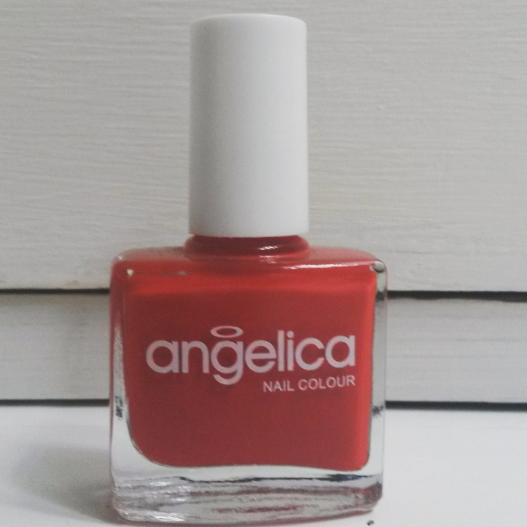 Red toe nails is my favorite, so looking forward to using this soon! #angelica
