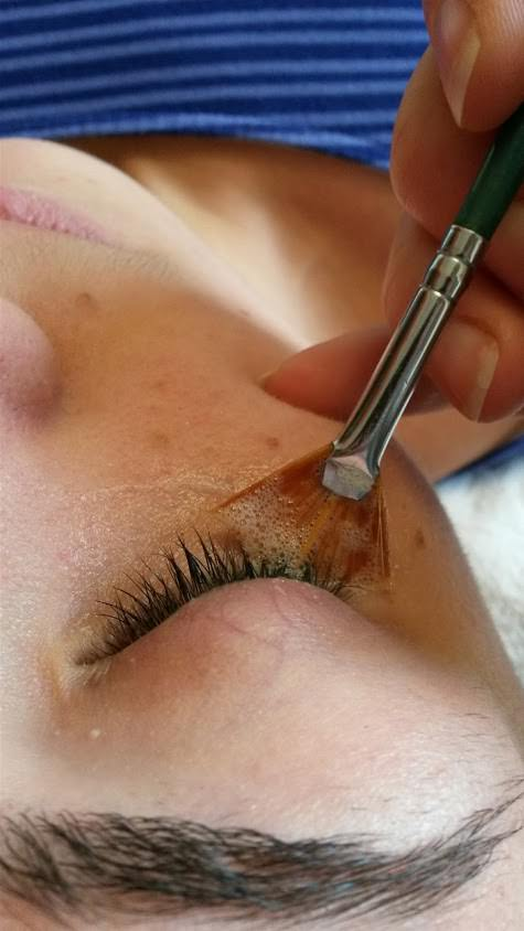 How To Shampoo Eyelash Extensions My Beauty Salon Website