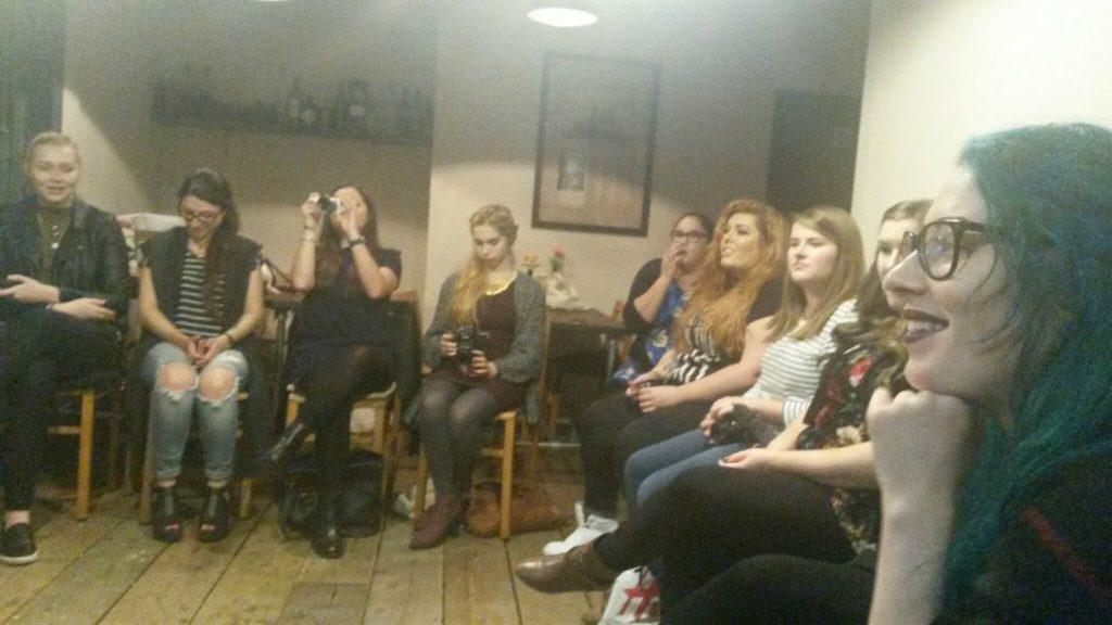 Norwich bloggers