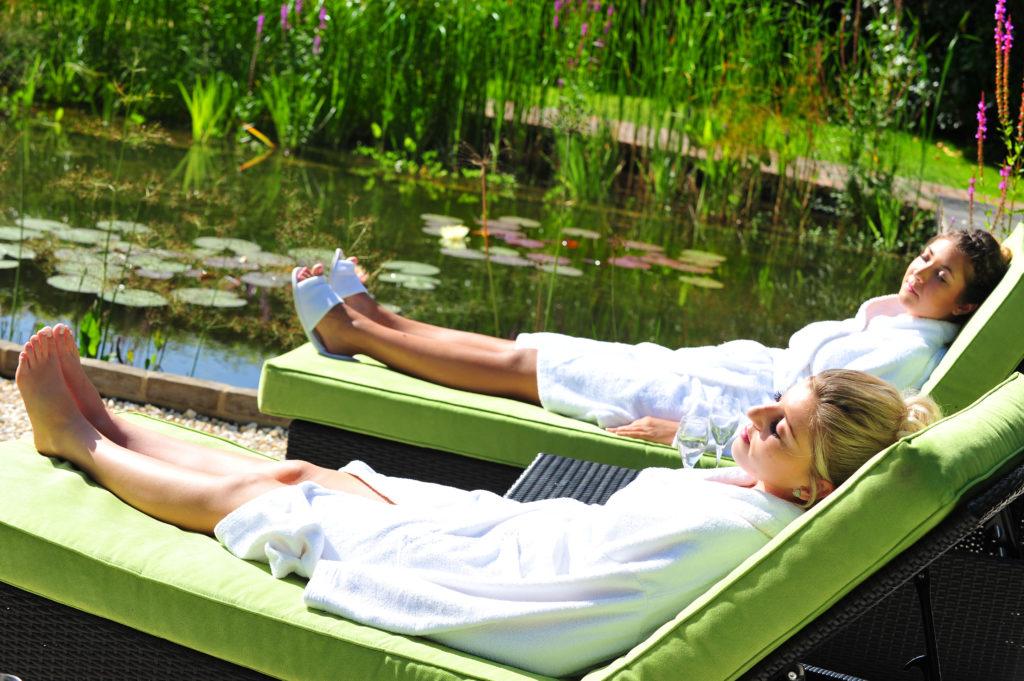 spa day in Norwich