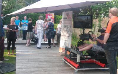 Midsummer party at Imagine Spa Norfolk