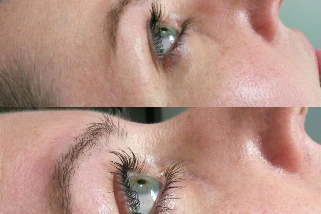 eyelash lift in Norwich