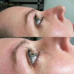 eyelash lift in Norwich