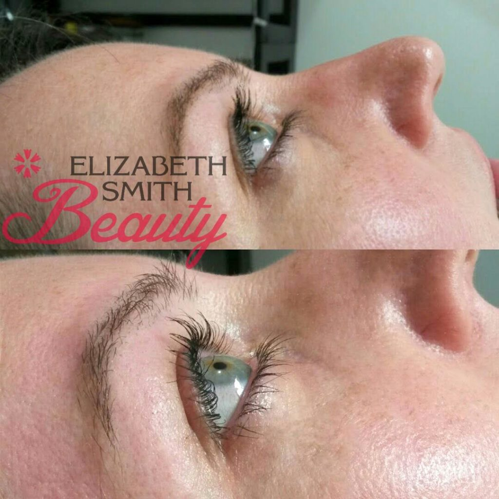 lash lift in Norwich similar brand to LVL lashes