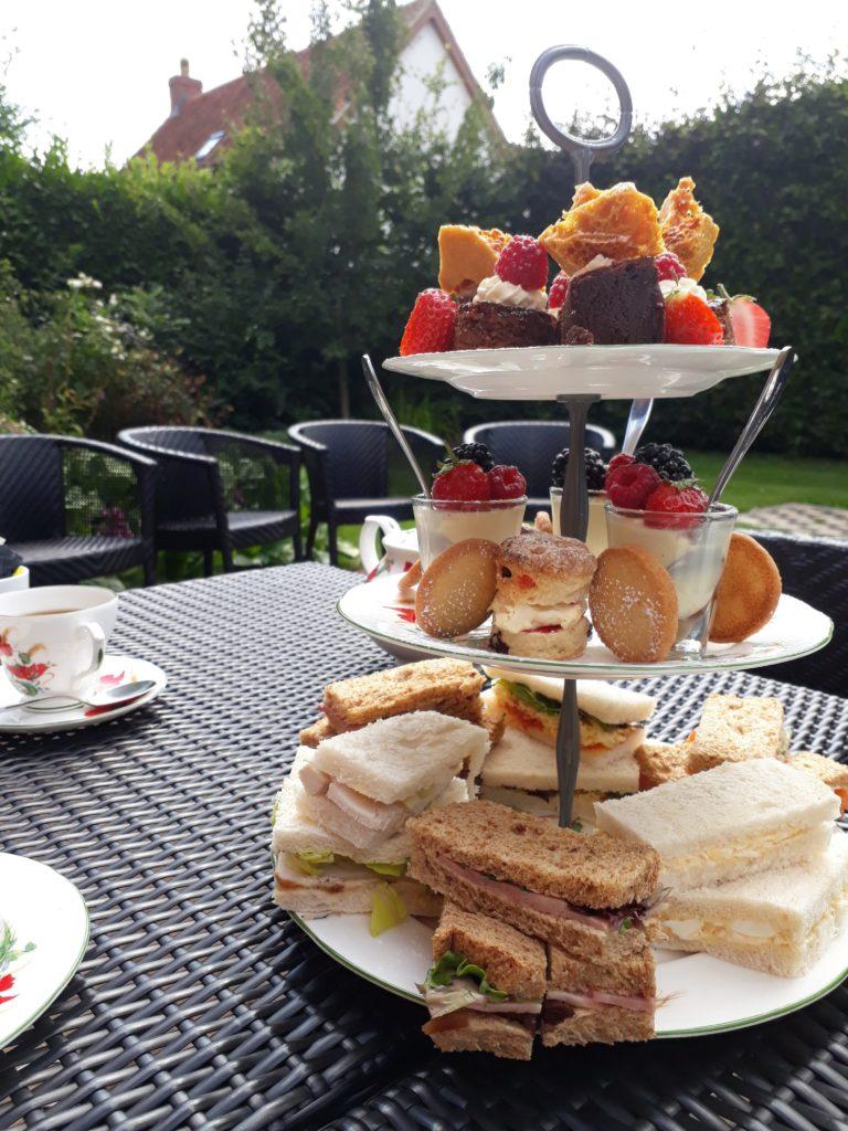 afternoon tea Norfolk