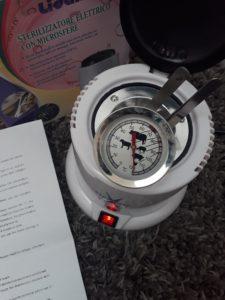 glass bead steriliser for beauty tools