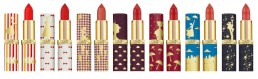 7 shades of red mary poppin lipsticks