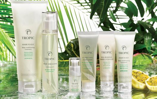 tropic hair products Norwich